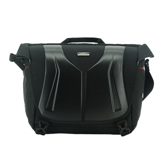 ABS Flap Messenger Bag