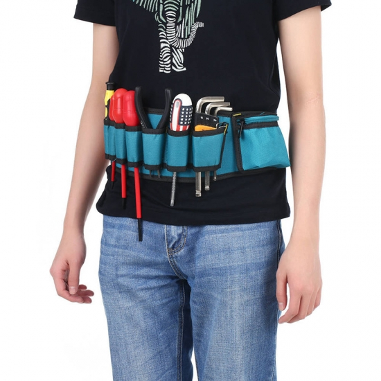 Multifunctional Tool Waist Bag