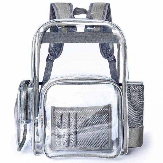 PVC Transparent Backpack