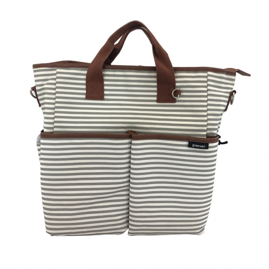 Large Capacity Diaper Bags